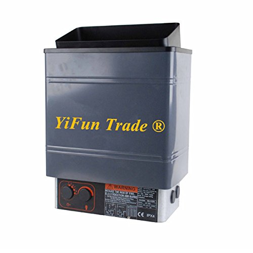YiFun Trade 3.0KW SPA Sauna Bath Heater Stove for Family and Small Club External Control 220V by YF&EB