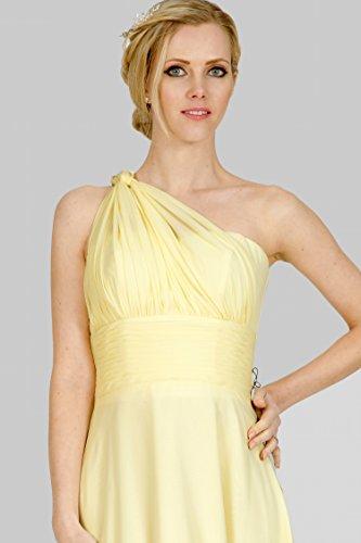Increspatura Vestito Dettagli Sera edj1752 Cornsilk Convenzionale Via Sexyher Abito Vie Bridesmaids 56c Da Pi¨´ Libera qgvwBad