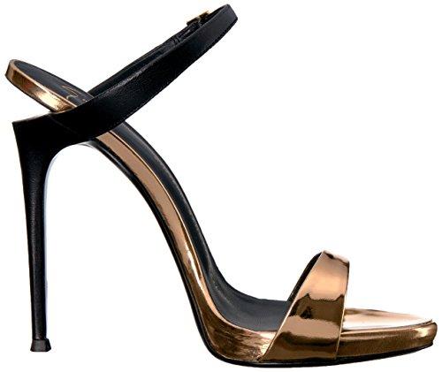 Giuseppe Zanotti Sandal Rose E70127 Gold Slide Women's AvPq6