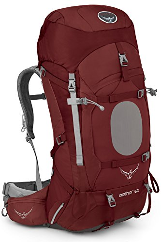 Osprey Herren Aether 60 Backpack Arroyo Red Kckh9JnaQ