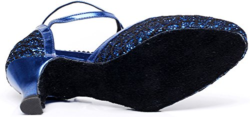 CFP - baile-salón de baile mujer Azul