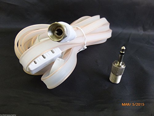 Price comparison product image NEW Fm Antenna Male with 3.5 Jack Adapter for ANY Bose Wave or Acoustic Wave Music System