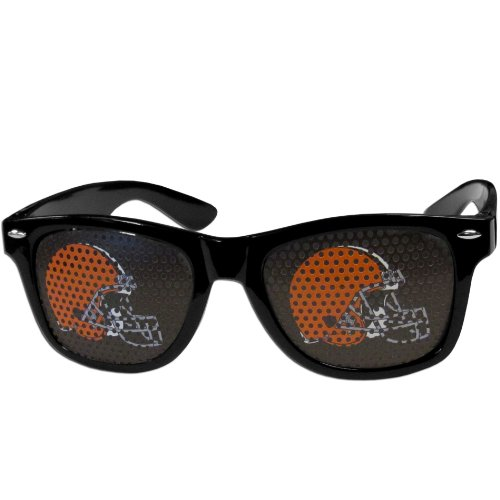 - NFL Cleveland Browns Game Day Shades, Black