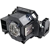 Projector Lamp for Epson Powerlite 83C 170-Watt 2000-Hrs UHE