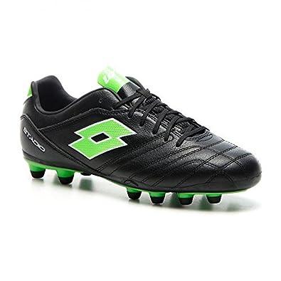 Amazon.com: Lotto para hombre Stadio 300 II FG Zapatillas de ...