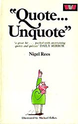 Quote...Unquote: Bk. 1