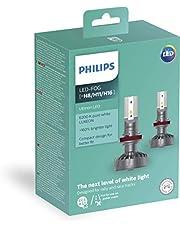 Lâmpada Farol Led Fog H8/H11/H16 12V - Philips 11366ULWX2