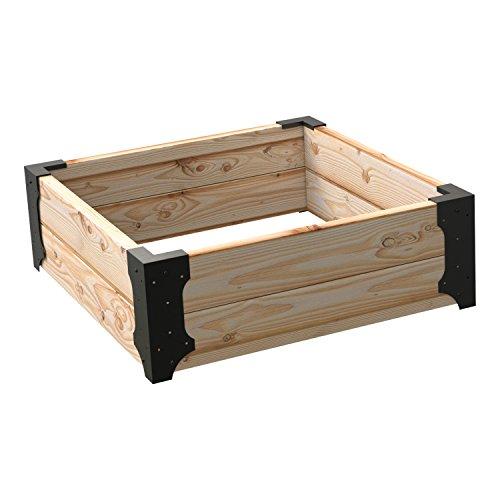 Panacea 89584 raised garden bed corner brackets plant - Raised garden bed corner brackets ...