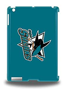 Ipad 3D PC Case New Arrival For Ipad Air 3D PC Case Cover Eco Friendly Packaging NHL San Jose Sharks Logo ( Custom Picture iPhone 6, iPhone 6 PLUS, iPhone 5, iPhone 5S, iPhone 5C, iPhone 4, iPhone 4S,Galaxy S6,Galaxy S5,Galaxy S4,Galaxy S3,Note 3,iPad Mini-Mini 2,iPad Air )