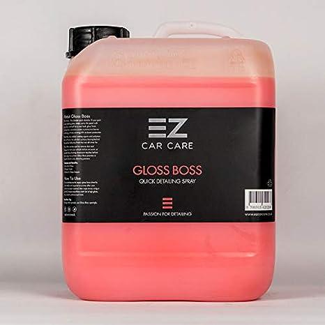 EZ Car Care Gloss Boss - Quick Detailing Spray (1 Litre)
