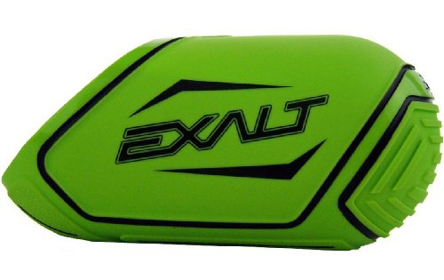 Exalt Paintball Tank Cover Limited Edition Lime & Black - Medium by Exalt