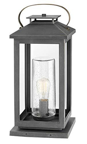 Hinkley 1167AH Atwater Outdoor Post, 1-Light, 100 Watts, Ash Bronze