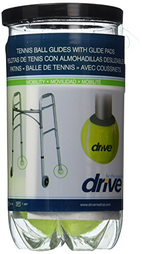 Drive Medical Deluxe Walker Tennis
