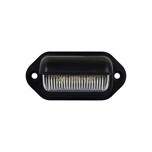 led trailer tag light - 4