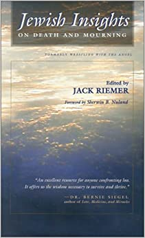 Book Jewish Insights on Death and Mourning
