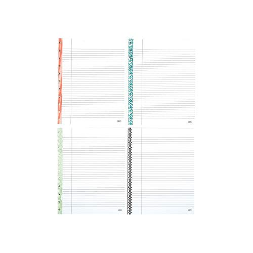 Staples Arc Customizable Notebook System Refill Paper Reinforced Sheets 8.5 x 11 inch |50 Sheets College Ruled (Light - Staples Heavyweight Paper