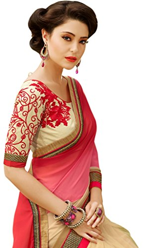 stylish Wear Designer Sarees budget Party in Fab Jay bollywood Sarees CgAq77