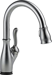 Delta Faucet 9178T-AR-DST Leland, Single Handle Pull-Down