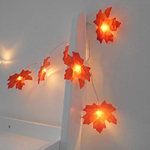 FZZ698 String Light Led Light Halloween Decoration Light Bulb Lamp for Halloween Creative Diy Outdoor Garden Yard (B, Red) from FZZ698