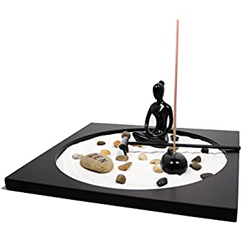 gifts decor tabletop zen garden kit home. Black Bedroom Furniture Sets. Home Design Ideas