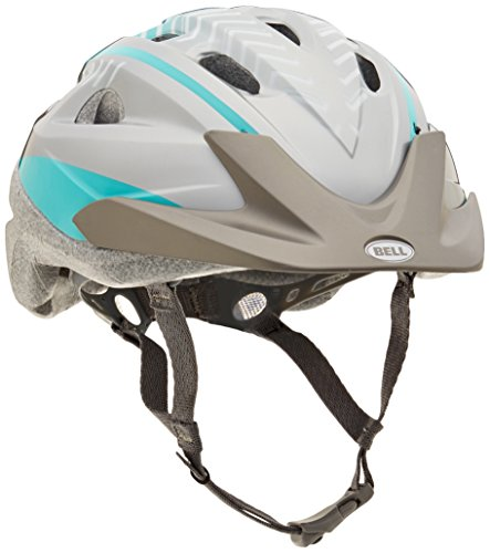 Bell Youth Mint Chevron Richter Helmet