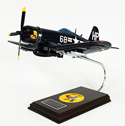 Original Cockpit Bomber - Mastercraft Collection Vought F4U-4 Corsair USN Model Scale:1/32