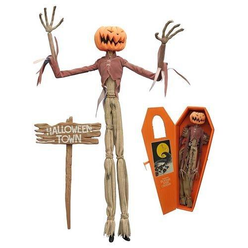 Diamond Select Toys The Nightmare Before Christmas: Pumpkin King Jack Coffin ()