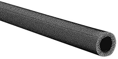 "2-3/8"" x 6 ft. Polyethylene Pipe Insulation, 3/8"" Wall"