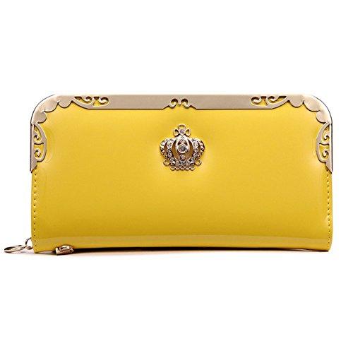 Eysee Eysee femme Pochettes Pochettes jaune XXx5Yw