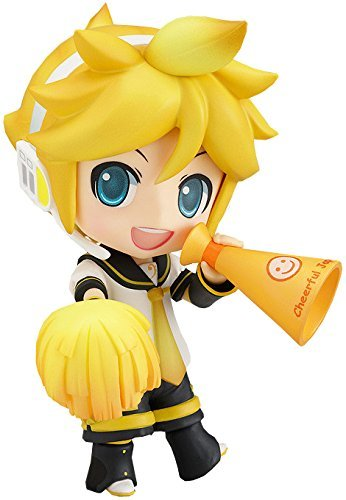 Good Smile Vocaloid: Kagamine Len Nendoroid Action Figure Cheerful Ver