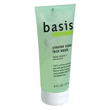 Gel Basic Cleansing Facial Cleanser by basis #3