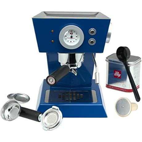 Francis Francis X5 Espresso Machine Dark Blue