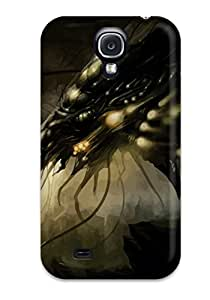 8563813K82453622 Premium Galaxy S4 Case - Protective Skin - High Quality For Alien