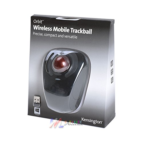 Orbit Wireless Mobile Trackball K72352US Windows 10 Compatible
