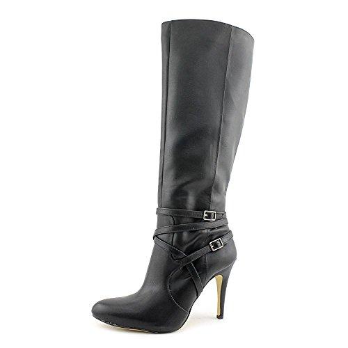 INC International Concepts Taigi Women Size 6.5 Black Knee High Boot yVTfUQPd3z