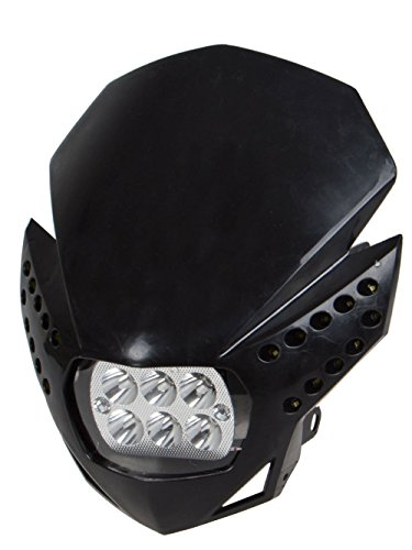 yamaha ttr 125 headlight - 5