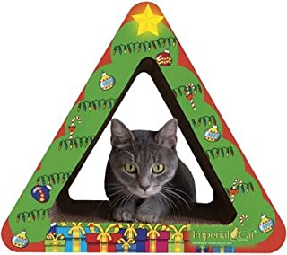 product image for Imperial Cat Christmas Tree Scratch 'n Shape, Small