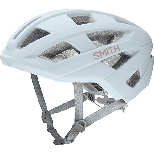 Smith Optics 2019 Portal MIPS Adult MTB Cycling Helmet - Matte Powder Blue/Medium (Best Mtb Bikes 2019)