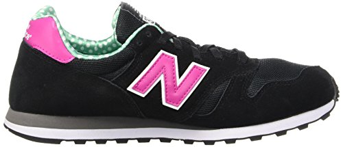 50 487661 Balance Basses Baskets 001 Noir Femme black New wzEqU4P