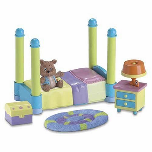 Dora's Bedroom Furniture Pack - Dora the Explorer Talking House