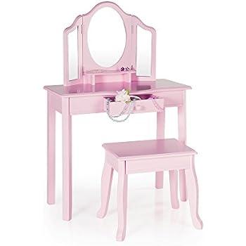 Amazon Com Step2 Fantasy Vanity Set For Girls Toys Amp Games