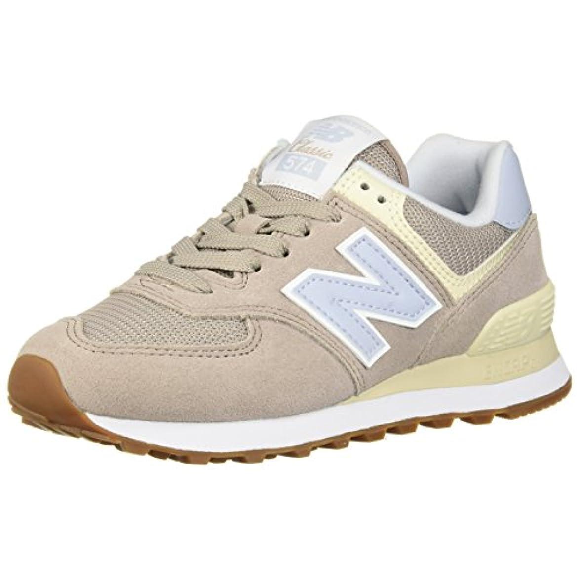 New Balance574v2 574v2 Donna Bianco flat White 35 5 D Eu