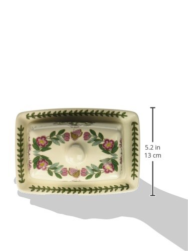 Portmeirion Botanic Garden Covered Butter Dish by Portmeirion (Image #3)