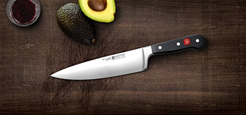 Classic 8 inch chef's knife.