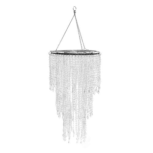 Amazon we can package 20 wedding sparkle beaded chandeliers amazon we can package 20 wedding sparkle beaded chandeliers centerpieces decorations crystal bling for event party decor home kitchen junglespirit Choice Image