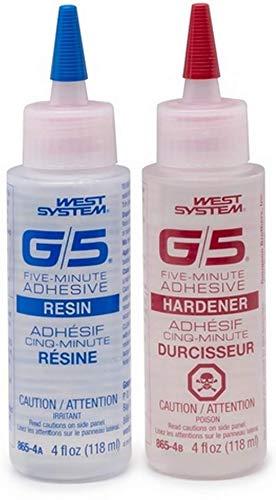 Part West (Adhesive G/5 2 Part 2 (1/4)pts)