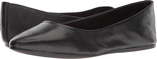 ALDO Womens Alisca Black Leather 37.5 (US Women's 7.5) B - Medium