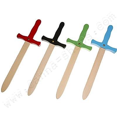 Épée pour enfants épée en bois - x1