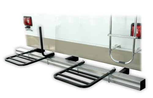 Traveler Hitch Rack - Swagman RV Approved 2-Bike Bumper Rack