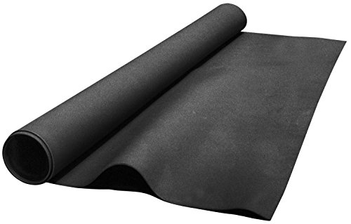 - Auralex SheetBlok Roll of Mass-Loaded Vinyl Dense Sound Barrier, for Walls, Ceilings, Floor - 30' x 4' x 0.125